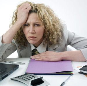 il est particulièrement difficile de se remettre au travail le lundi.