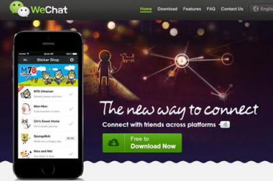 Où s'arrêtera donc WeChat?
