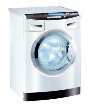 le lave-linge wash2o de haier peut fonctionner sans lessive. a condition de ne
