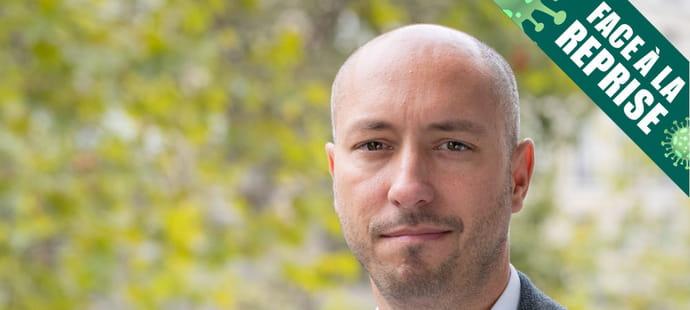 """Guillaume Princen (Stripe) :""""En mars, Stripe a enregistré 20000nouveaux commerçants en France"""""""