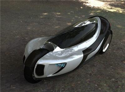 concept de vélo électrique