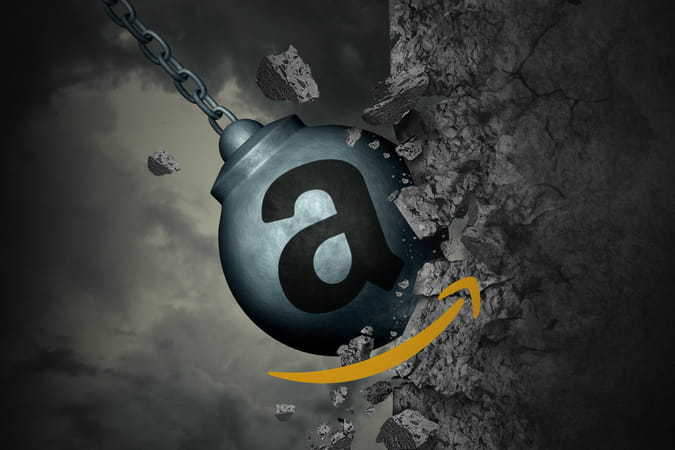 Brique par brique, Amazon invente la grande distribution du futur