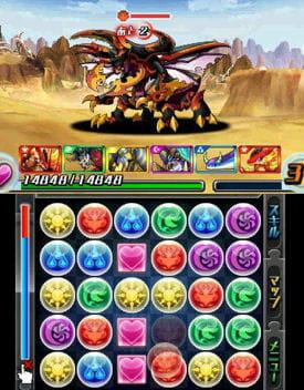 puzzle dragons, le jeux qui a rendu les japonais accro.