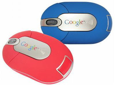 google recylced mouse
