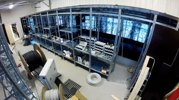 Genesis Mining, une 'mine' islandaise