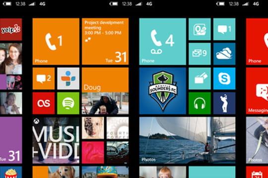 Windows Phone 8 : une portablité complète avec Windows