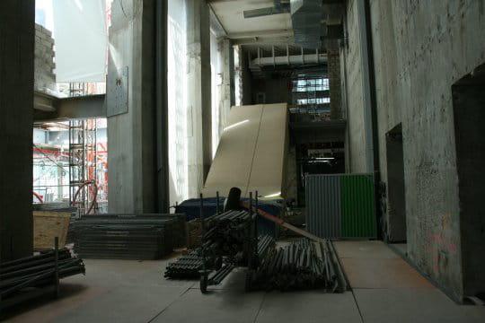 Futur hall