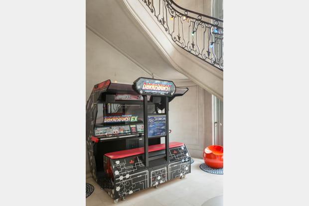 10bornes d'arcade en libre accès