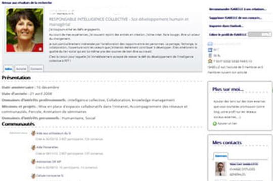 RFF place le réseau social d'entreprise au cœur de son intranet