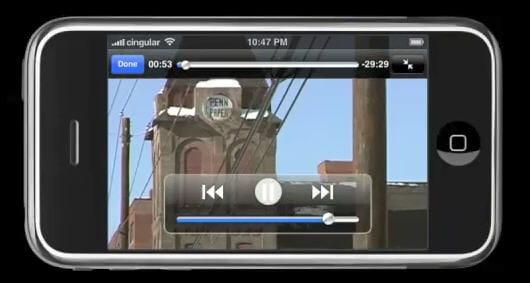 Enfin un iPod Vidéo...