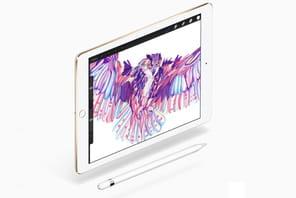 Apple planche sur une mise à jour deson iPad Pro