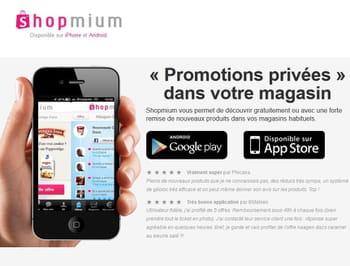 shopmium : e-commerce award innovation
