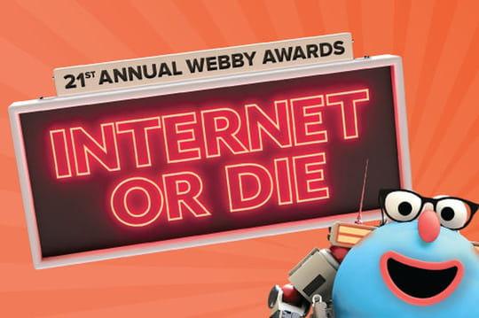 Les 4chantiers de l'Internet en 2017selon les Webby Awards