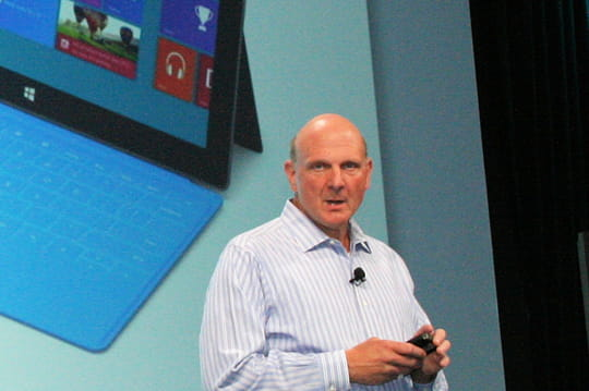 Pour Steve Ballmer, Windows a besoin des apps Android