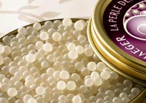 unicaviar espère produire une tonne de son caviar d'ici 3 ans.