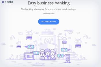 La fintech, qui permettra aux entrepreneurs, start-up et PME d'ouvrir un compte courant 100% en ligne à partir de février 2017, a séduit capital-risqueurs et business angels.