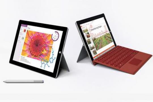 La Surface 3 prête pour des grands déploiements en entreprise