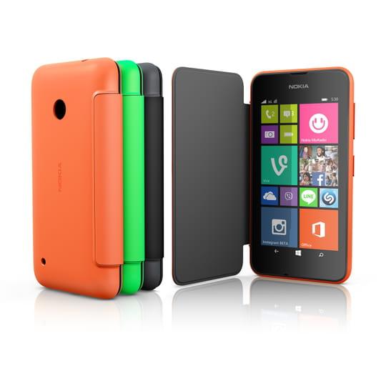 Microsoft vend son activité de smartphones d'entrée de gamme Nokia