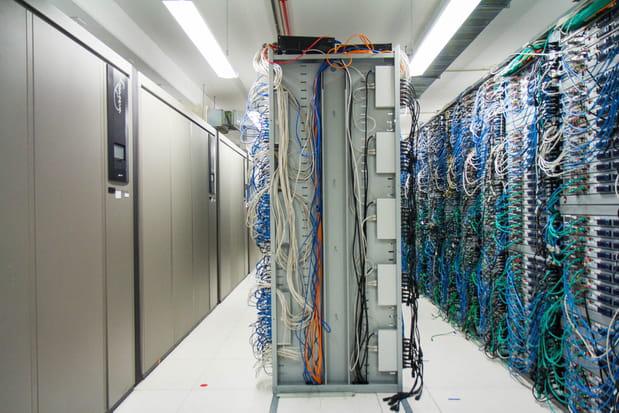 Un data center alimenté à 100% par de l'énergie renouvelable