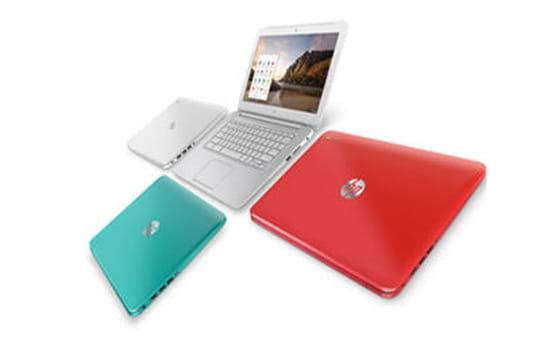 HP: un Chromebook de 11,6pouces dans les tuyaux?