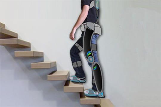 Wandercraft, un exosquelette pour pouvoir remarcher sans béquilles