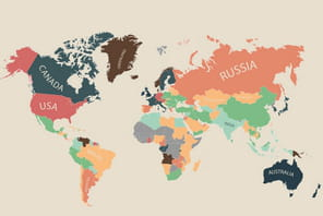 Le coût de la vie dans chaque partie du monde en une infographie