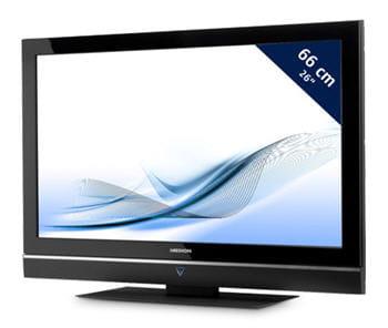 un téléviseur de la marque