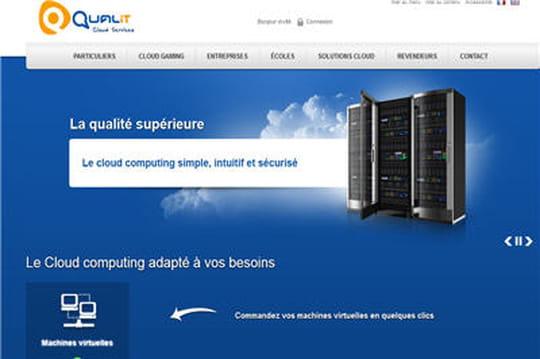 Qual.IT: un système d'information open source 100% cloud