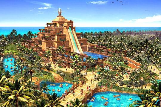 Un parc aquatique de 17 hectares