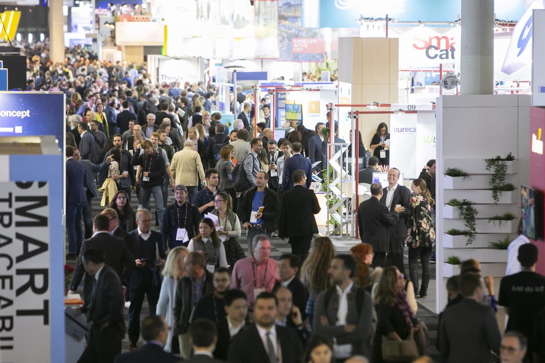 Les services de mobilités courtisent les villes au Smart City Expo