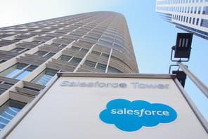 Découvrez la gigantesque Salesforce Tower de San Francisco en images