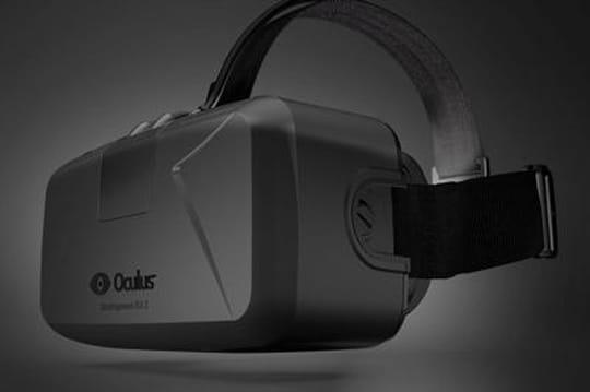 Oculus rachète Nimble VR et 13th Lab pour améliorer son casque de réalité virtuelle