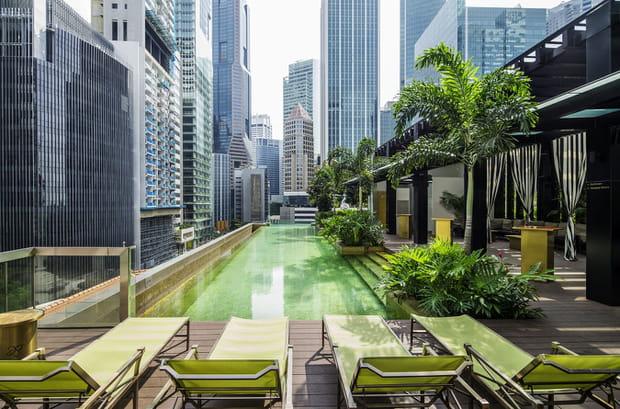 Le Sofitel So à Singapour, à partir de 180 € la nuit