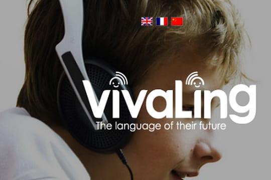 Comment Vivaling apprend les langues aux enfants sur mobile