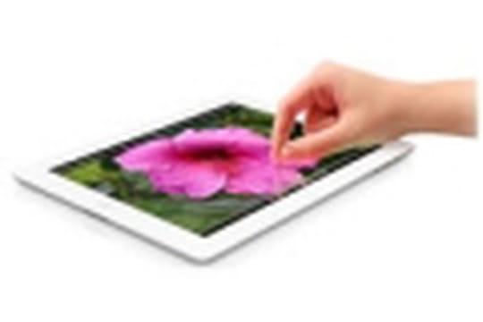 La production du nouvel iPad coûte 316dollars à Apple