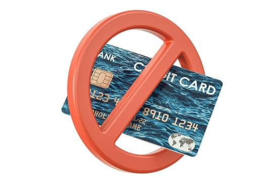Interdit bancaire: durée, crédit et découvert