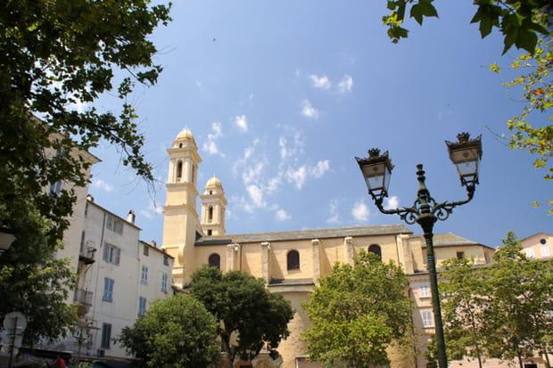 2e ex-aequo : Bastia (Corse), +15,3% de chômeurs en 2014
