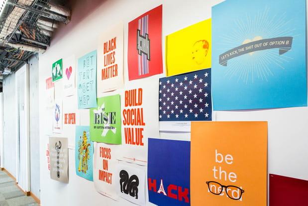 Des posters inspirants