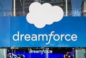 Salesforce lève le voile sur sa plateforme de bots