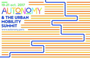 Autonomy donne rendez-vous aux acteurs du futur des mobilités