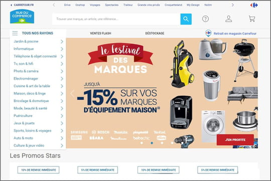 Comment Rue du commerce optimise sa performance web... et son SEO