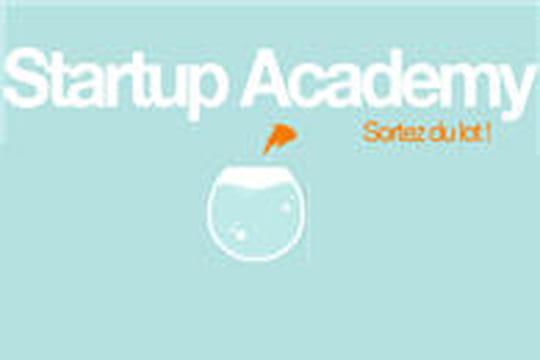 Le gagnant de la Startup Academy 2012 est...
