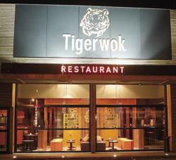 un restaurant tigerwok.