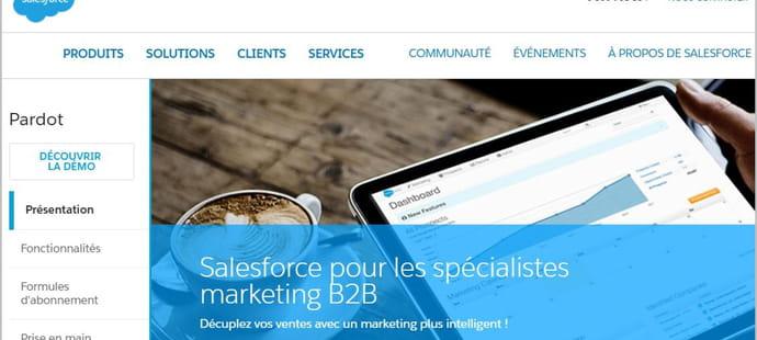 Salesforce met son IA au service du marketing des comptes stratégiques