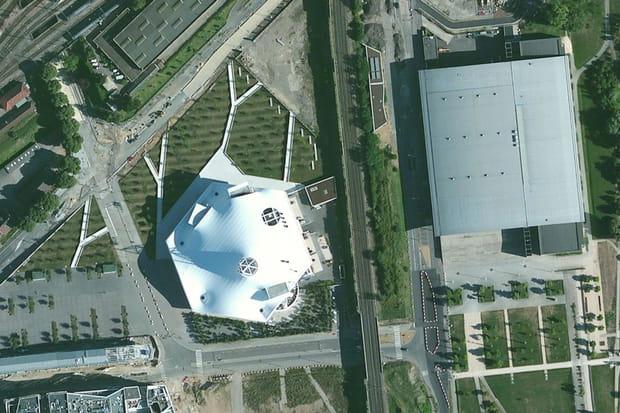 ... Pompidou Metz aujourd'hui
