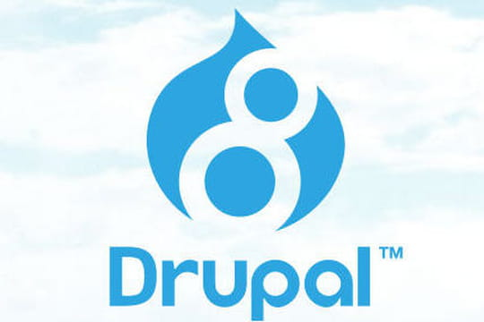 La version finale de Drupal 8 disponible