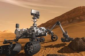 Sonde Curiosity sur Mars: un incroyable défi informatique
