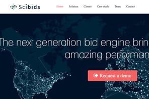 Scibids, la start-up française qui permet aux trading desks de mieux acheter