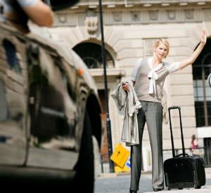 pensez à réserver votre taxi à l'avance pour vous éviter des queues