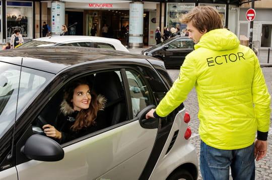 Ector part conquérir les hubs européens avec ses voituriers à la demande